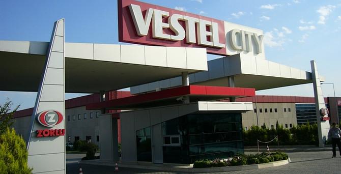 Vestel'in gelirleri yüzde 24 arttı