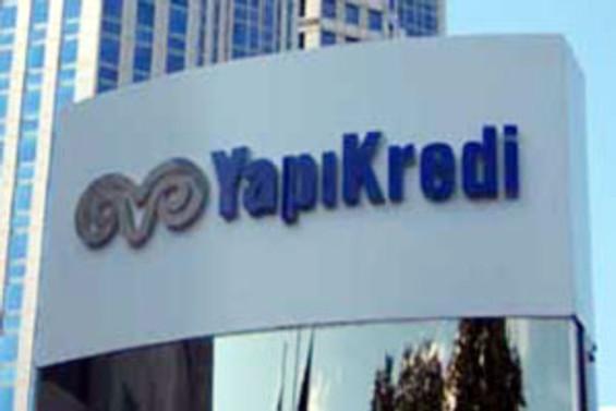 Yapı Kredi, 750 milyon dolar kredi aldı