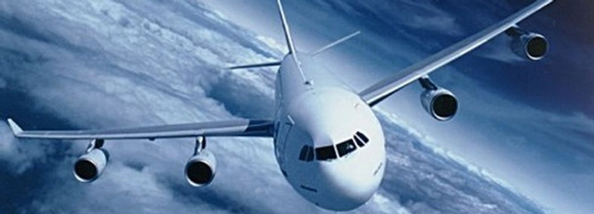 İki uçak türbülansa girdi: 45 yaralı