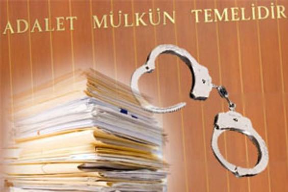 Askeri hakim Ahmet Zeki Üçok tutuklandı