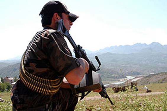 Bitlis'teki çatışmada 15 terörist etkisiz hale getirildi