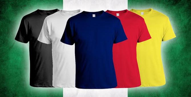 Nijerya Türkiye'den tişört ithal edecek