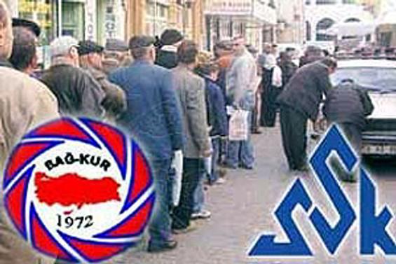 Aynı dönem SSK ve Bağ-Kur primi ödeyenlere müjde!