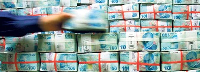 MB verilerine göre piyasa 15294,2 milyon TL fazlada açıldı
