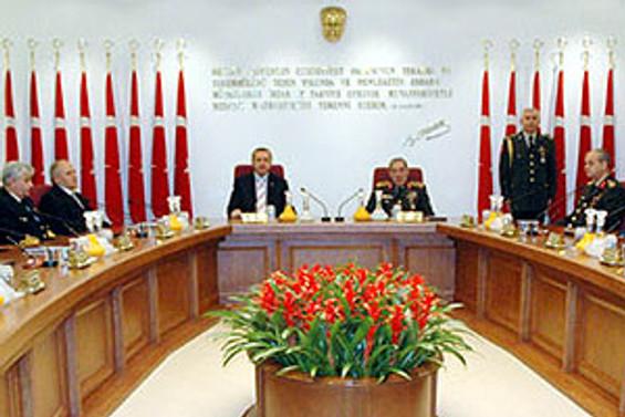 YAŞ atama kararları Resmi Gazete'de