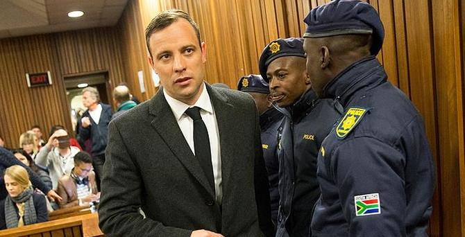Pistorius'un intihara kalkıştığı iddia edildi