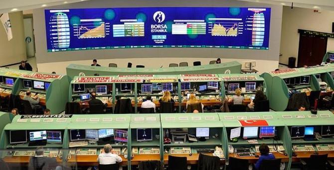 Borsa, kâr satışlarıyla hafif geriledi