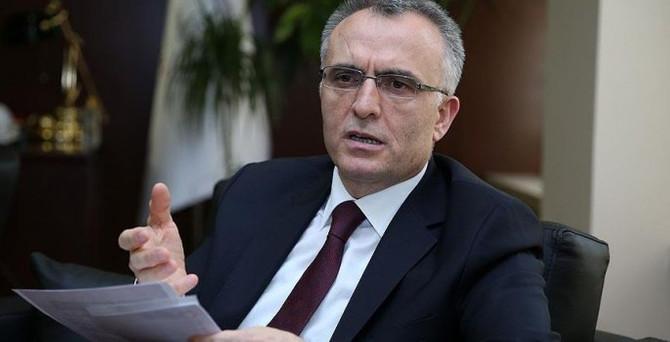 Ağbal: Türkiye Varlık Fonu, mevcut bütçeye paralel bir bütçe değil