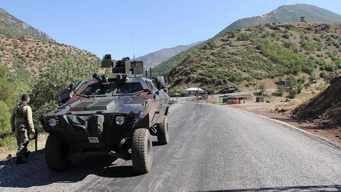 Tunceli'de, bomba yüklü araçla karakola saldırı