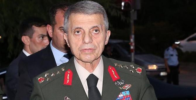 Erdoğan, Orgeneral Galip Mendi'yi kabul edecek