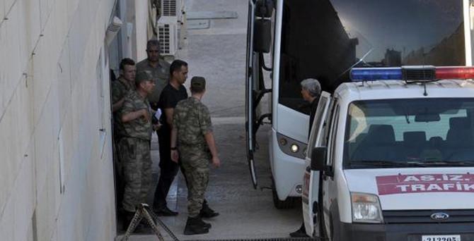 Tuğgeneral Abdulkerim Ünlü tutuklandı