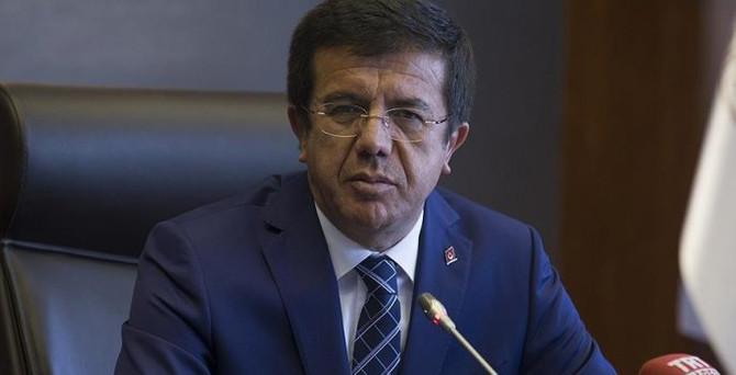 Zeybekci: 'Fırat Kalkanı' ekonomiyi sarsmadı