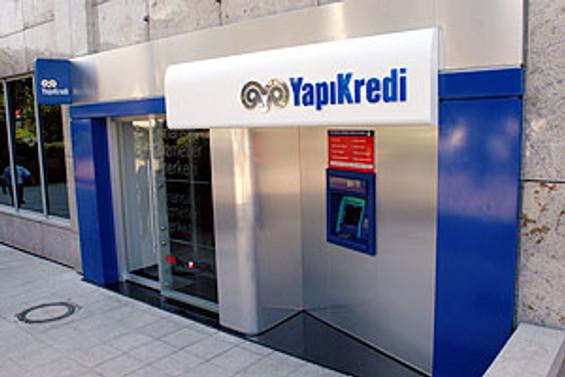 Yapı Kredi'ye 1.3 milyar dolarlık sendikasyon kredisi