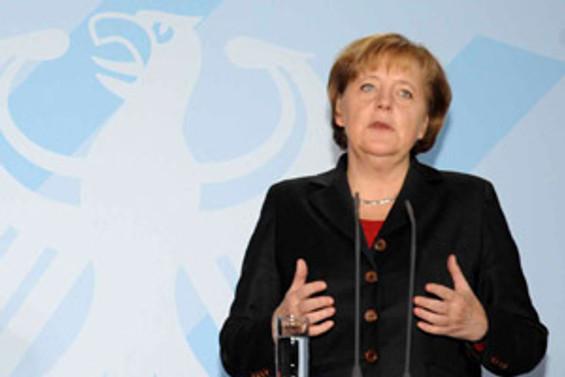 Merkel'in müstakbel ortağı Türkiye'yi destekliyor