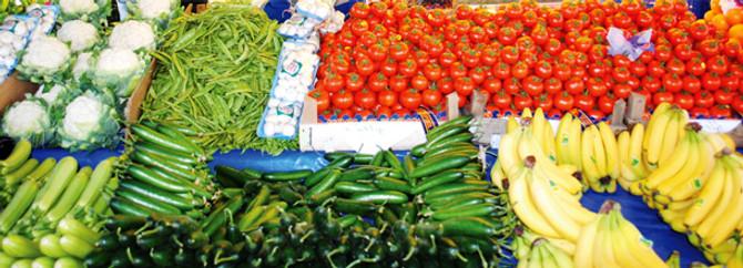 Sebze meyve fiyatlarındaki artış normal değil!
