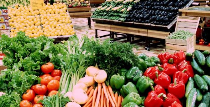Kişi başına organik ürün tüketimi 1 euronun altında