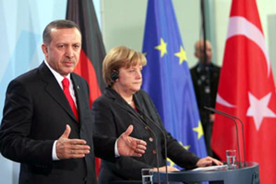Başbakan Erdoğan'dan AB ricası