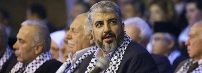 Meşal Filistinlilerin korunmasını istedi