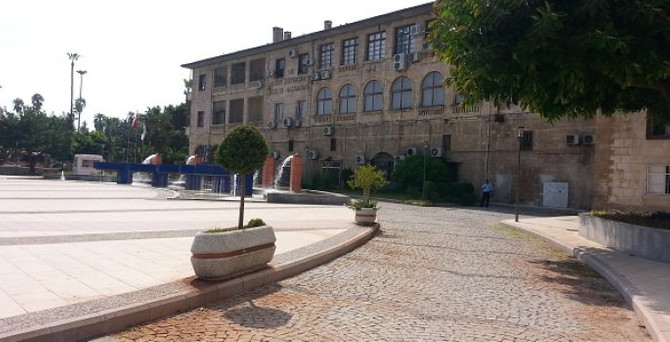 Mersin Büyükşehir Belediyesi'ne operasyon
