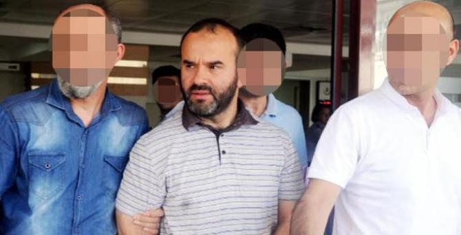 'Gülen'in sağ kolu' tutuklandı