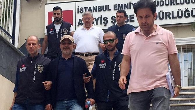 Gazeteci Ercan Gün serbest bırakıldı