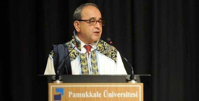 Pamukkale Üniversitesi rektörü açığa alındı