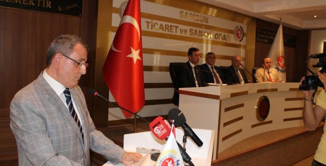 Muharrem Durmuşoğlu'nun istifası istendi