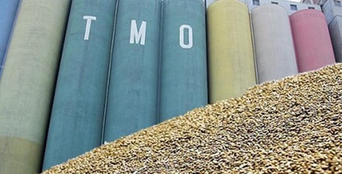 TMO'dan Filistin'e gıda yardımı