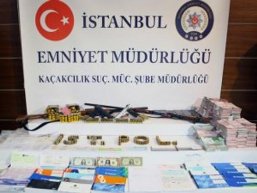Aranan 11 kişi, 2 milyon 600 bin lirayla yakalandı