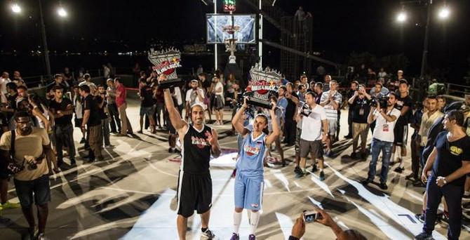 Sokak basketbolunun en iyileri buluşuyor