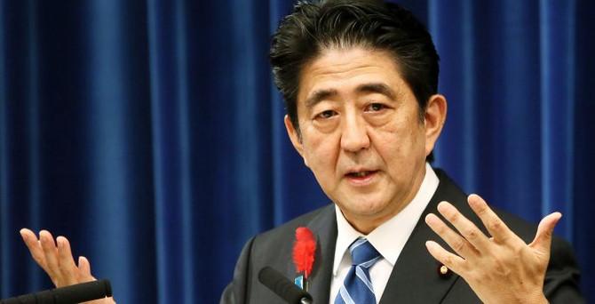 Abe'den 10 milyar dolarlık yardım sözü