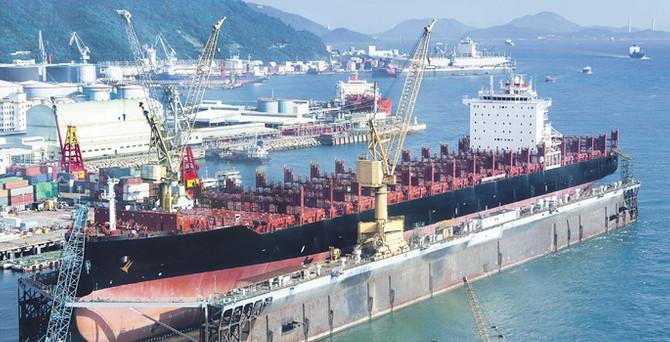 Siparişler beklemeye alındı gemi ihracatı yüzde 85 düştü