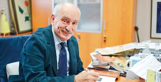 Osman Arolat'a 'Yaşam Boyu Onur Ödülü'