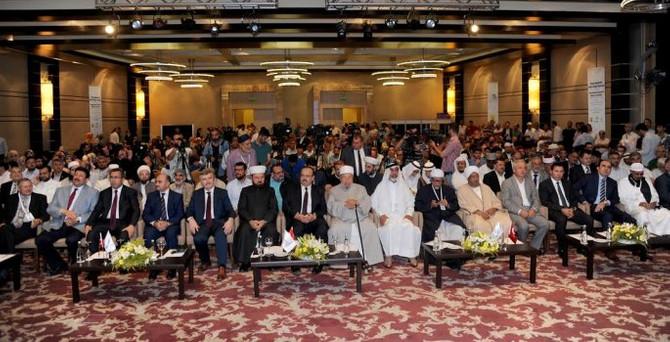 İslam Dünyası Alimleri Konya'da