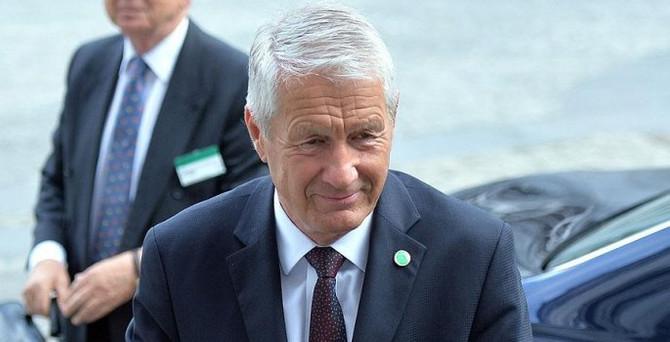 Adalet Bakanı Bozdağ, Jagland'ı kabul etti