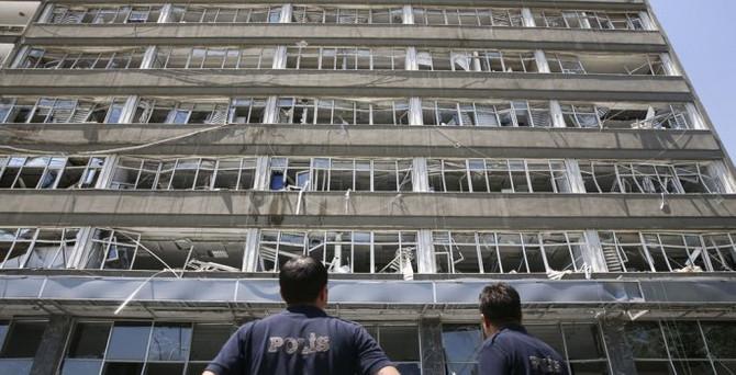 Ankara Emniyet Müdürlüğü yeni binaya taşınıyor