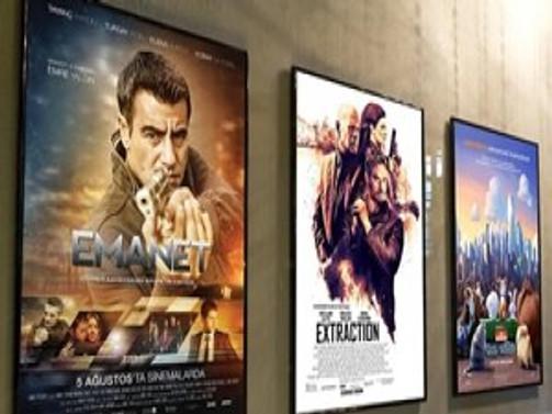 Vizyon'da 7 yeni film
