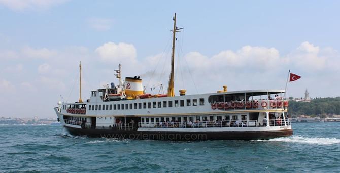 Kabataş vapur iskelesi 10 Ağustos'ta kapatılacak