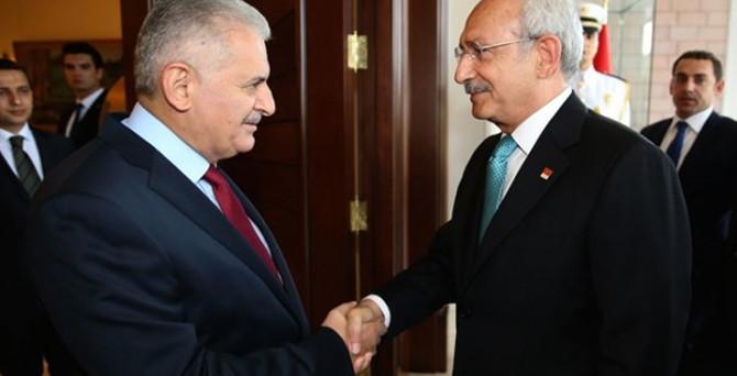 Başbakan'dan Kılıçdaroğlu'nun mektubuna yanıt