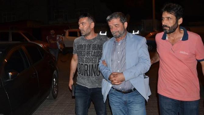 Mümtaz Türköne ve 11 kişi tutuklandı