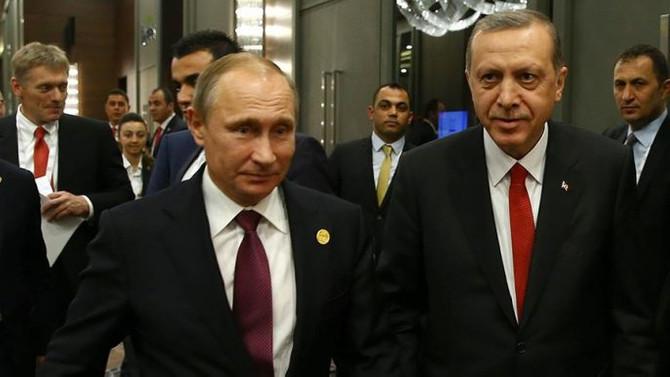 Kremlin'den Erdoğan ve Putin açıklaması