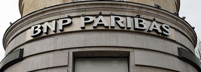 BNP Paribas'ın karı yüzde 45 azaldı