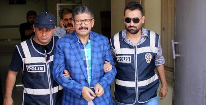 Hacı Boydak yeniden tutuklandı