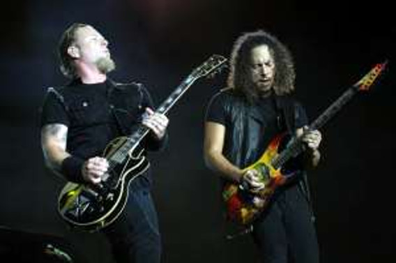 Metallica İstanbul'da konser verecek