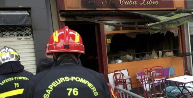 Fransa'da bar yangını 13 can aldı