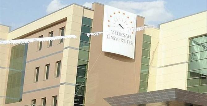 Melikşah Üniversitesi'nde 100 kişi hakkında gözaltı kararı