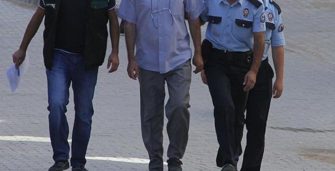 Cumhuriyet Savcısı Suriye sınırında yakalandı