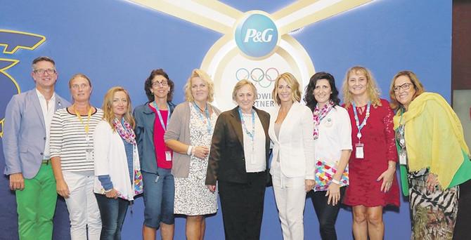 P&G'den, Olimpiyat Oyunları için 'Evden Uzaktaki Ev'
