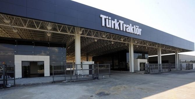 Türk Traktör 400 bininci motorunu üretti