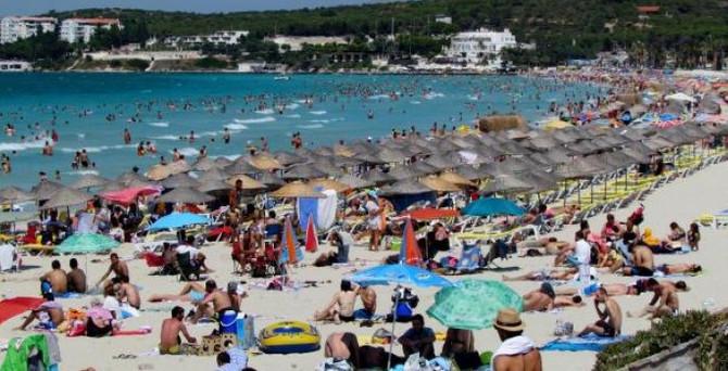 Kamuda izin yasağının kaldırılması turizmi canlandırdı